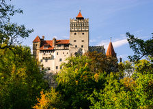 Castle bran romania Stock Images