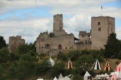 The Castle Brandenburg Stock Photo