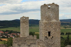 The Castle Brandenburg Stock Photos