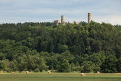 The Castle Brandenburg Royalty Free Stock Photography