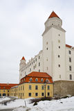 Castle - Bratislava Royalty Free Stock Images