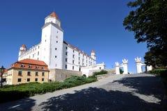 Castle in Bratislava Stock Images