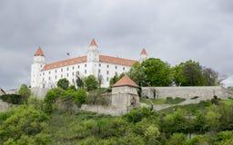 Castle in Bratislava, Slovakia Royalty Free Stock Photo