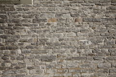 Castle brick wall background. A detailed castle brick wall background royalty free stock photo