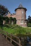 Castle bridge Stock Images