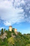 Castle of Brisighella Stock Photo