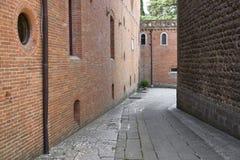 Castle of Brolio Stock Photo