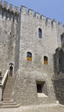 Castle of Brolio Royalty Free Stock Photography
