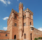 Castle Brolio Chianti, Τοσκάνη 04 Στοκ Φωτογραφίες