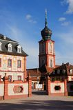 Castle Bruchsal Royalty Free Stock Image