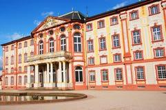 Castle Bruchsal Stock Image