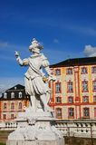 Castle Bruchsal Royalty Free Stock Photos