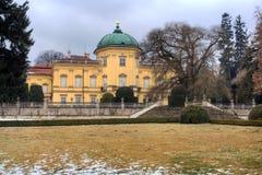 Castle - Buchlovice Stock Photo