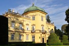 Castle Buchlovice in Czech republic Stock Photo