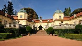 Free Castle Buchlovice In Czech Republic Royalty Free Stock Image - 20957506