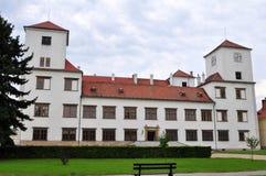 Castle Bucovice - Czech republic Royalty Free Stock Photos