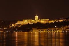 Castle of Buda Royalty Free Stock Photo