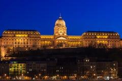 Castle of Buda Stock Photos