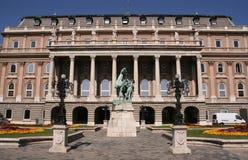 Castle, Budapest stock image