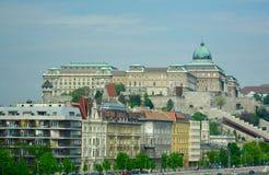Castle Budapest Royalty Free Stock Photo