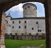 Castle of Budatin Royalty Free Stock Images