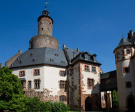Castle Buedingen Stock Photo