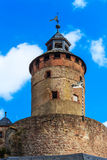 Castle Buedingen, Germany Stock Images