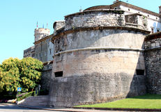 Castle of Buonconsiglio in trent, Italy Stock Photos