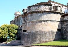 Castle of Buonconsiglio in trent, Italy Stock Photos