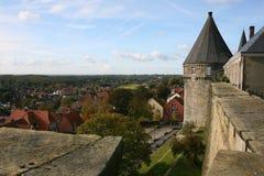 Castle Burg Bentheim Stock Photos