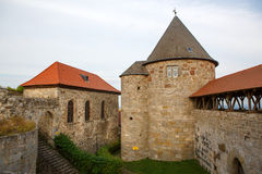 Castle Burg Herzberg, Germany, Hessen. Royalty Free Stock Photography