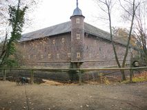 Castle of burgau royalty free stock photos
