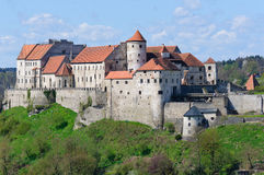 Free Castle Burghausen, Germany Royalty Free Stock Photography - 24457567