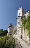 Castle Burghausen in Germany Stock Photos