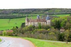 Castle Burgundy Στοκ Φωτογραφίες