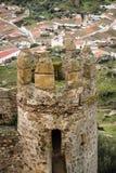 Castle at Burqillos del Serro, Estremadura, Spain Royalty Free Stock Photo