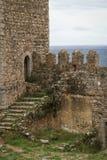 Castle at Burqillos del Serro, Estremadura, Spain Stock Photos