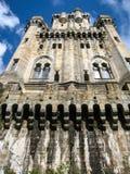 Castle Butron, βασκική χώρα, Ισπανία Στοκ φωτογραφία με δικαίωμα ελεύθερης χρήσης