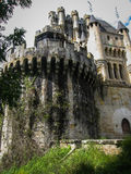 Castle Butron, βασκική χώρα, Ισπανία Στοκ Φωτογραφίες