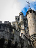 Castle Butron, βασκική χώρα, Ισπανία Στοκ εικόνες με δικαίωμα ελεύθερης χρήσης