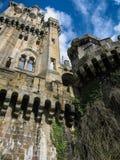 Castle Butron, βασκική χώρα, Ισπανία Στοκ φωτογραφίες με δικαίωμα ελεύθερης χρήσης