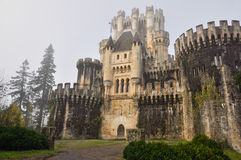 Castle Butron (Ισπανία) Στοκ φωτογραφίες με δικαίωμα ελεύθερης χρήσης