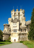 Castle of Butron Royalty Free Stock Photos