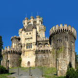 Castle of Butron Royalty Free Stock Images
