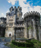 Castle Butron, Basque country, Spain Royalty Free Stock Photo