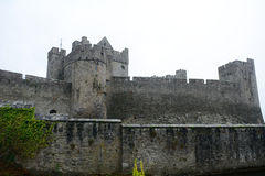 Castle, Cahir, Ireland Royalty Free Stock Photos