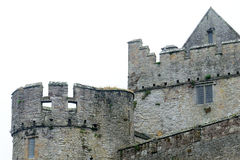Castle, Cahir, Ireland. Medieval castle in Cahir, Ireland Stock Photography