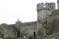 Castle, Cahir, Ireland Royalty Free Stock Images