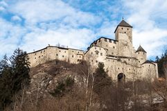 Castle of campo tures Royalty Free Stock Photos