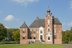 The castle Cannenburgh Stock Images